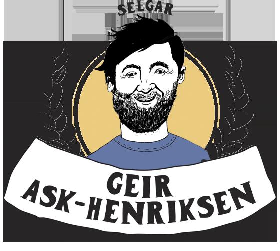 Geir Ask Henriksen