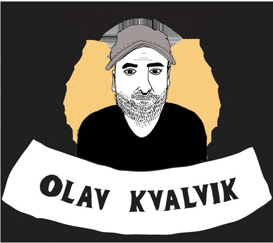 OLAV KVALVIK